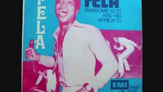 "FELA RANSOME KUTI AND HIS AFRICA'70 / BEAUTIFUL DANCER ( 7"", 45 RPM/Vinyl Only)"
