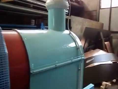 Essiccatoio compact per cippato di legno con biogas doovi for Essiccatore sansa usato