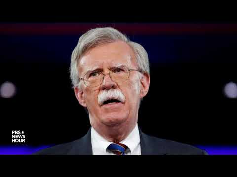 John Bolton named national security adviser in another high-level White House shakeup