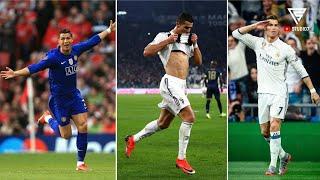 15 Gol Luar Biasa Cristiano Ronaldo Diliga Champions