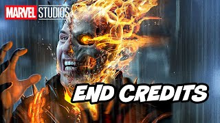 Marvel Hellstrom Ending - End Credit Scene and Ghost Rider Doctor Strange Easter Eggs