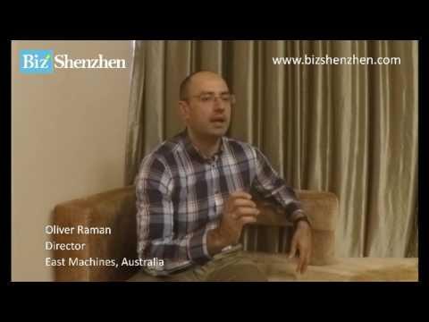 Full Testimonial Interview by Oliver Raman for BizShenzhen, Sourcing Agent in Shenzhen