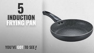 Top 10 Induction Frying Pan [2018]: Prestige Omega Deluxe Aluminium Granite Fry Pan, 200mm