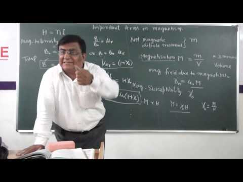 XII-4.3.Magnetic characteristics (2014) Pradeep Kshetrapal Physics.