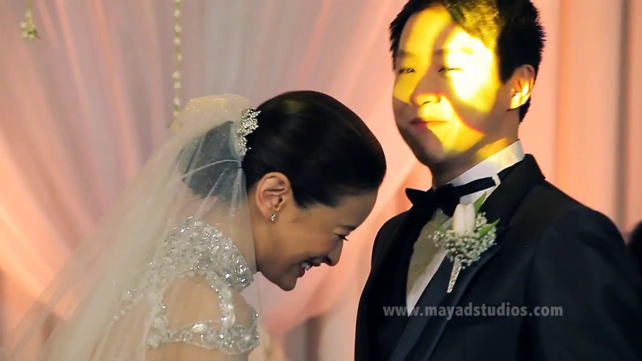 Richard Poon Maricar Reyes The Secret Wedding