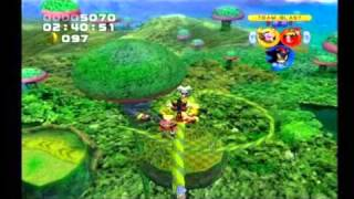Sonic Heroes Canciones Descargar (FROG FOREST)
