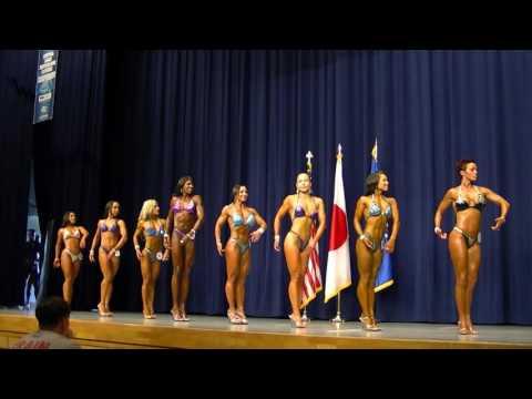 Central Japan Bodybuilding & Figure Competition Women's Figure 2016