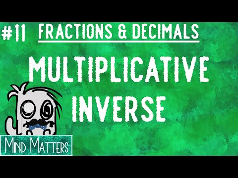 Multiplicative Inverse Of Fraction | What Are They?