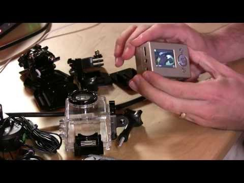Astak Full HD Action Pro 3 CM-7500 Review Similar To GoPro