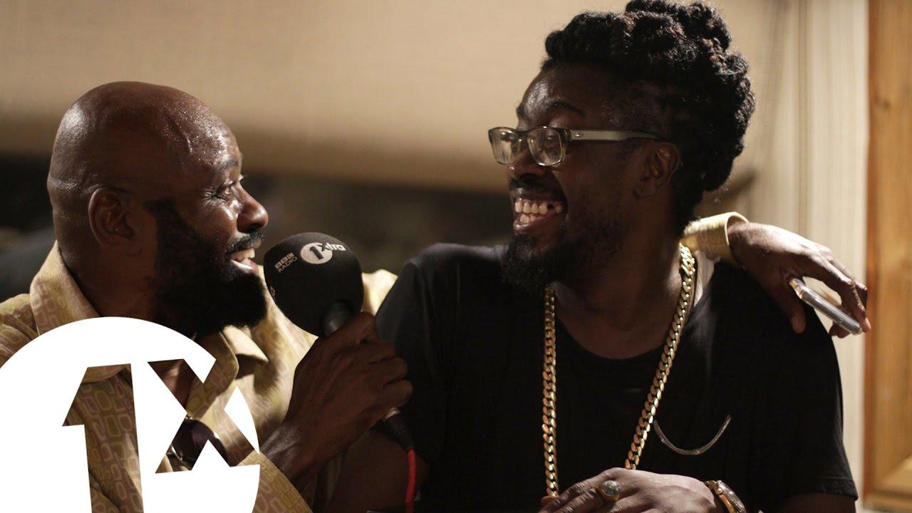Download 1Xtra in Jamaica - Beenie Man, Lt Stitchie & Josey Wales at King Jammy's studio Jamaica