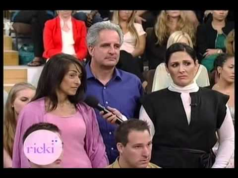The New Ricki Lake  2013 Psychics  John Edwards and Char Margolis