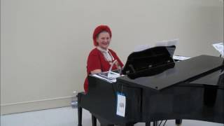 PIZZA-GATE as told by WIKILEAKS   piano solo by MamaCordella, composer