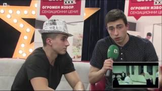 България Търси Талант 2016 - Виво Монтана backstage