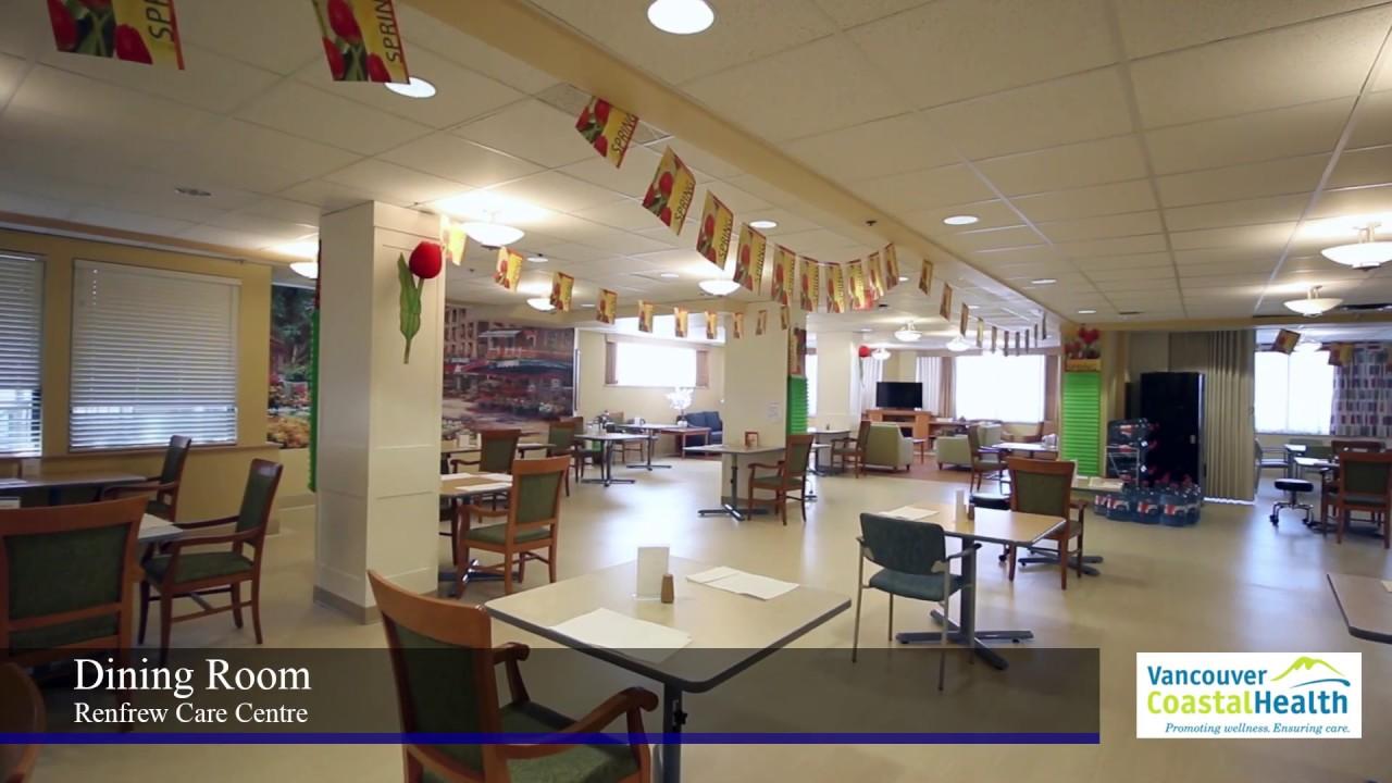Renfrew Care Centre details