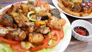 CÁ HỒI KHO và CÁ HỒI LÚC LẮC - Cách nấu 2 món Cá thơm ngon nhanh gọn đủ chất by Vanh Khuyen