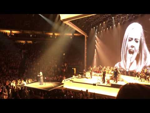 Adele ~ One and Only ~ Live in Philadelphia