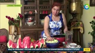 Варенье из арбузных корок: рецепт из солнечной Грузии.