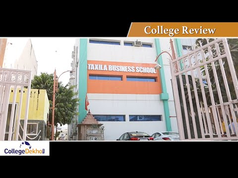 Taxila Business School, Jaipur (2019) - www.collegedekho.com