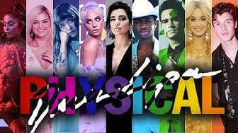 PHYSICAL | The Megamix ft. Dua Lipa, Ariana Grande, Lil Nas X, Panic! At The Disco, and more