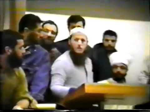3-4 Debatte Sunni Schaych Salim Alwan VS Wahhabi Dimashkiyya