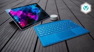 Surface Pro 6 (2018) là chiếc tablet có cấu hình và sử dụng HĐH Win...