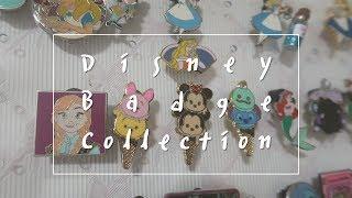 프로수집러의 디즈니 뱃지 소개 / My Disney P…