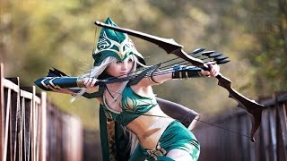 Ashe  Skins And Cosplay (Part 8) []deaditem[]