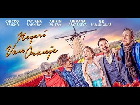OST soundtrack  Lagu Film Negeri van oranje (Musik) : We Love, We Dream
