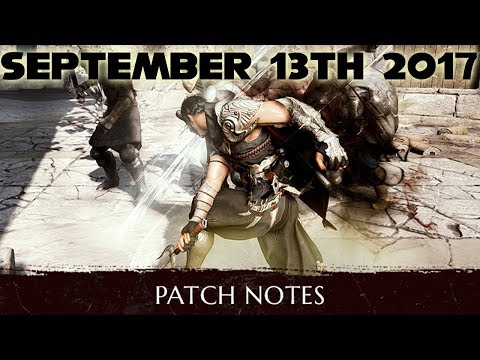 BDO Patch Notes Weekly | September 13th 2017 | Black Desert