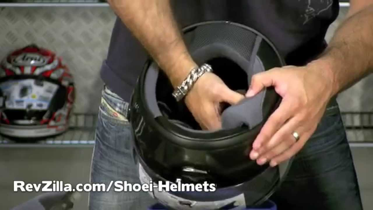 5ebd74c9 Shoei Qwest Helmet Review at RevZilla.com - YouTube