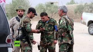 Die syrische Armee (SAA) erreicht die strategisch wichtige Stadt Kobane in Nordsyrien