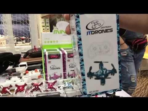 Mini Racing Drone- Global Sources Show HK