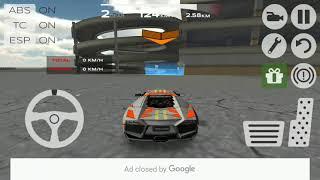 EXTREME CAR DRIVING TEST CAR