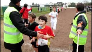 Saint-Aignan-sur-Cher : 1.000 scolaires pour le cross de l'U