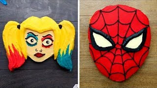 9 Awesome Marvel & DC Pull Apart Cupcakes and Crafts