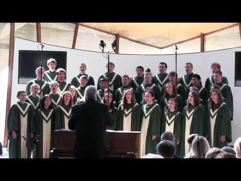 In His Cross I Glory- Four Choruses