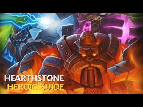 Hearthstone: Omnotron Defense System (Heroic Hidden Laboratory - Blackrock Mountain)