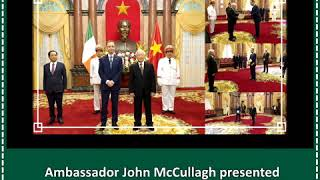 Year in Review 2019 from The Embassy of Ireland in Vietnam