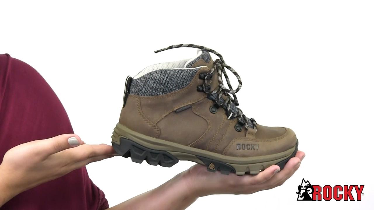 877e59d1500 Rocky Endeavor Point Women's Waterproof Outdoor Boot Style# - RKS0301