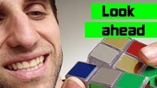 """Como melhorar o """"look ahead"""" no Cubo Mágico"""