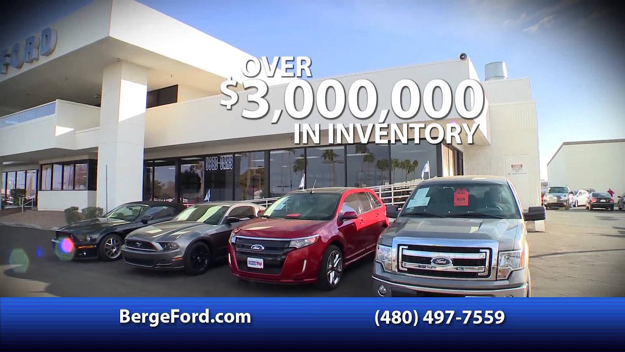 & Berge Ford | New Ford dealership in Mesa AZ 85204 markmcfarlin.com