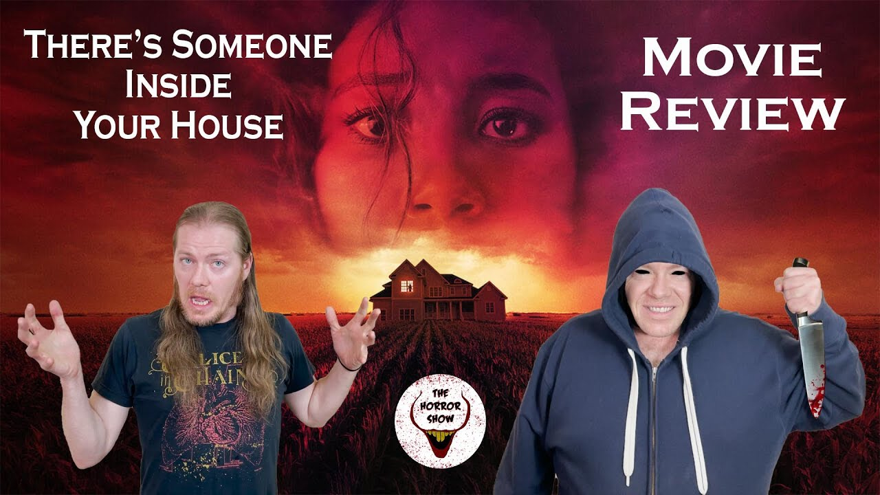 """""""There's Someone Inside Your House"""" 2021 Netflix Movie Review – The Horror Show"""
