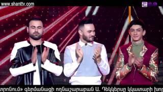 X Factor4 Armenia-Gala Show 4-12.03.2017