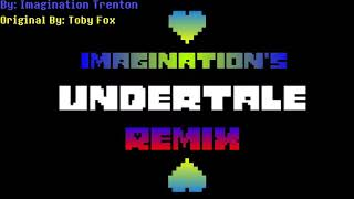 Undertale - Ghost Fight (ATTEMPTED JAZZ!) REMIX