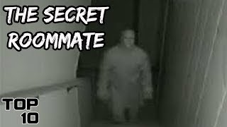 Top 10 Scary Things That Really Happened At 3AM | #top10