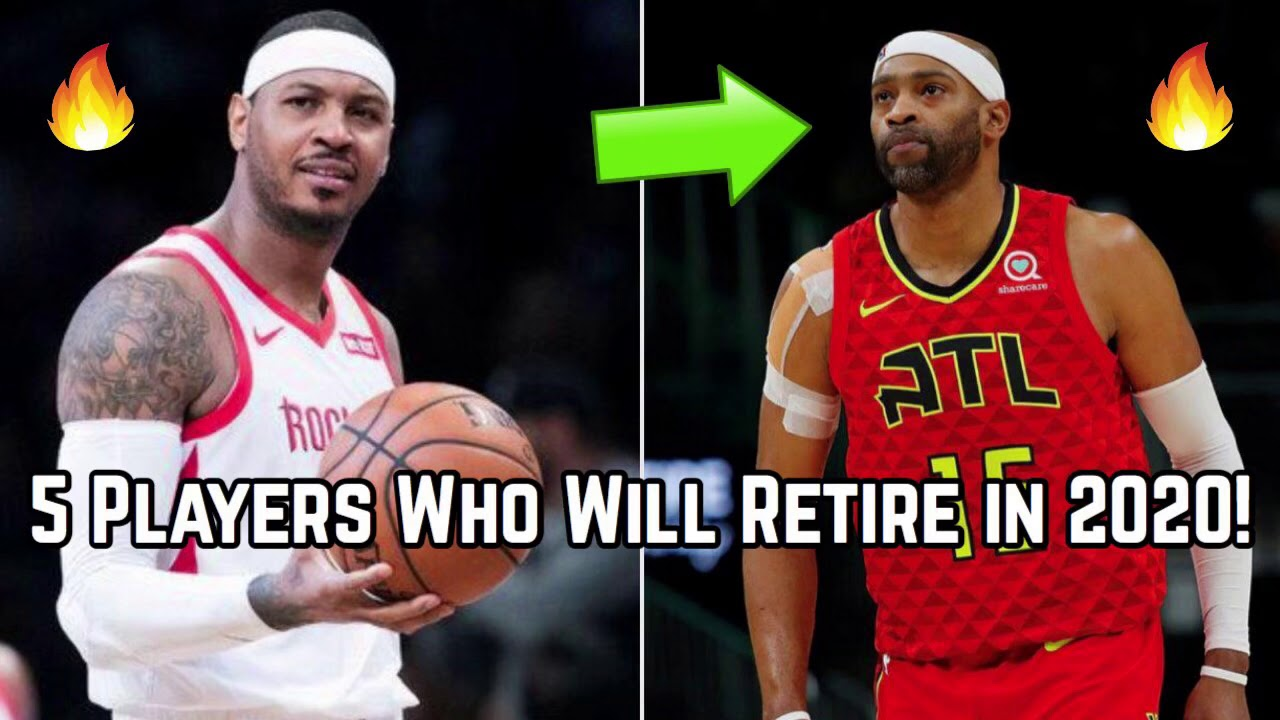 e72c52ce7 5 NBA Players Who Will Retire After the 2019-20 Season! - YouTube