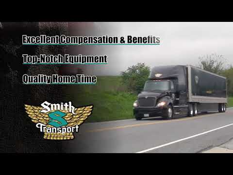 Transportation and Logistics Company | Smith Transport