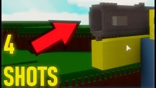 How to build a SIMPLE MULTI - SHOT RPG/Rocket launcher! | Roblox Build a Boat