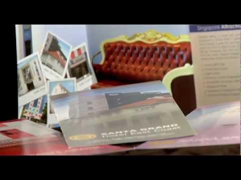 Singapore Prestige Brand Award (Promising Brand) - Santa Grand