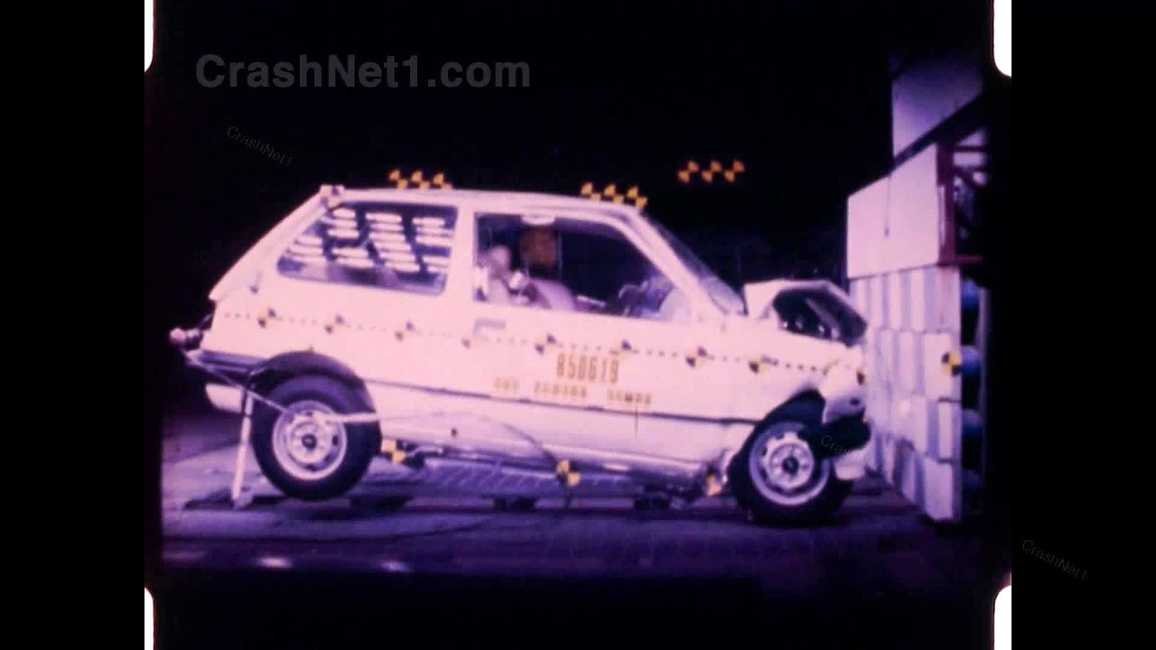1985 Chevy Sprint Pontiac Firefly Suzuki Cultus